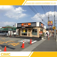 Hot Sale Modular Shipping Container Restaurant - Buy ...