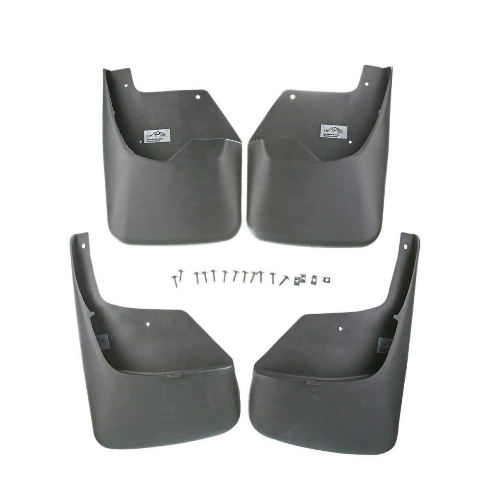 medium resolution of a premium splash guards mud flaps for chevrolet trailblazer 2002 2009 ssr 2003