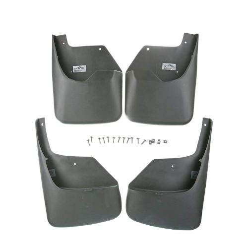 small resolution of a premium splash guards mud flaps for chevrolet trailblazer 2002 2009 ssr 2003