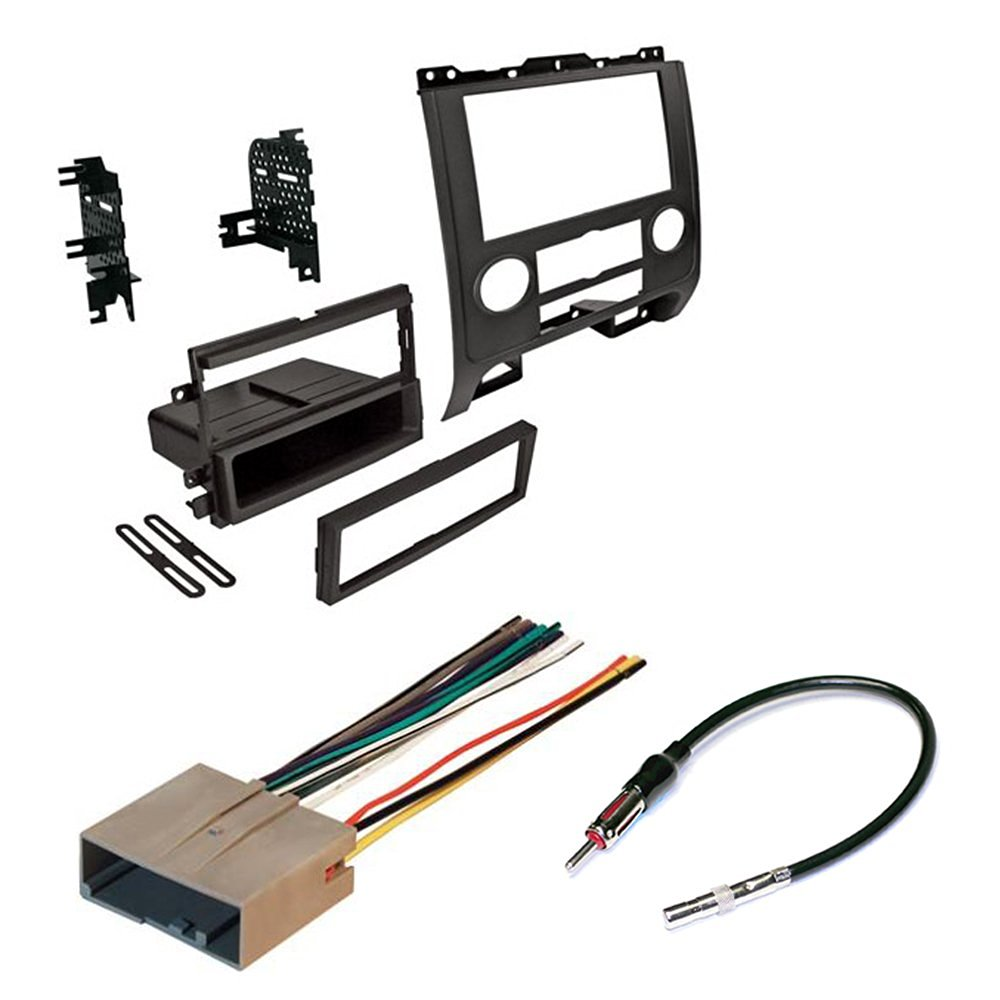 hight resolution of mazda 2008 2011 car radio stereo radio kit dash installation mounting w wiring harness