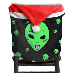 Christmas Folding Chair Covers Computer Office Cheap Find Deals On Line At Alibaba Com Get Quotations Green Alien Antique Red For Husbands Back