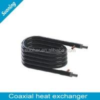 Heat Pump Coaxial Heat Exchanger - Buy Coaxial Heat ...