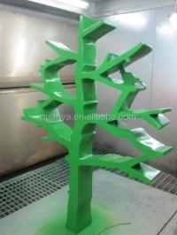 baumform bcherschrank anzeige regal fiberglas billige ...