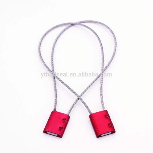 small resolution of pull tight rope lock mini cable seal rfid uhf quality abs security