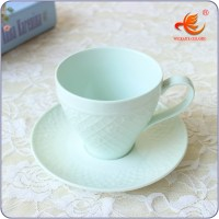 Wkt008g China Wholesale Cheap Bulk Tea Cups And Saucers