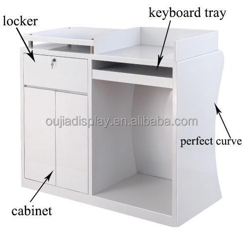 Perfect Wood Shop Boutique Counter DesignCashier Desk