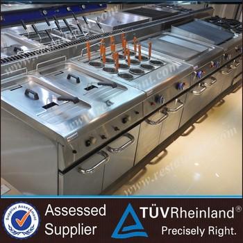 Hot Sale Industrial Commercial Kitchen Equipment
