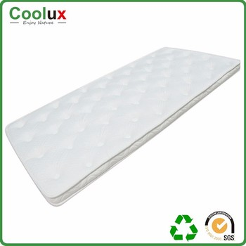 Ultra Thin Sponge Natural Dream Cot Bed Mattress For