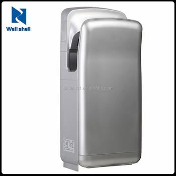 Bathroom Hand Dryer Jet Air Hand Dryer Brushless Motor
