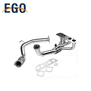 91-95 Sw20 Non Turbo Charge Exhaust Chrome Manifold System