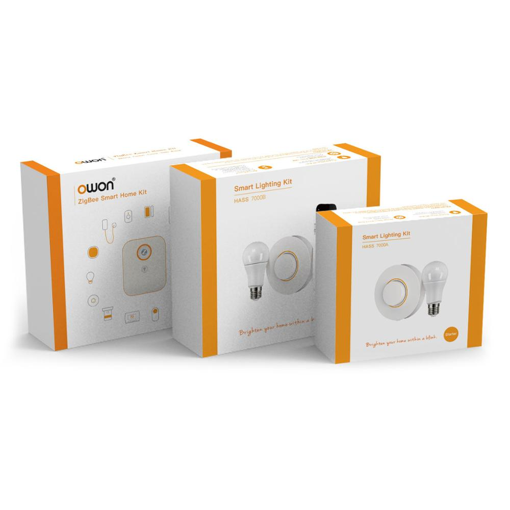 medium resolution of zigbee home automation kit customizable and expandable view home automation kit owon product details from xiamen smarttek co ltd on alibaba com