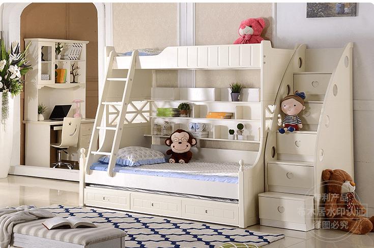 china modern child bed
