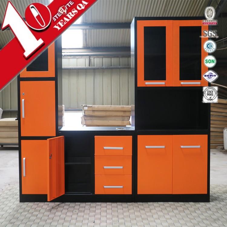 pas cher utilise armoires de cuisine craigslist chine commerciale en acier inoxydable armoires de cuisine