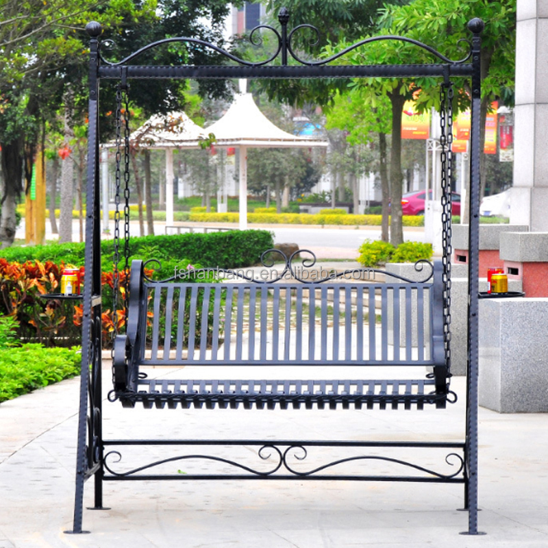 swing chair metal sears bean bag chairs outdoor garden canopy frame buy product on alibaba com