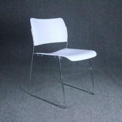 David Rowland Metal Chair Ergonomic Mesh Desk Howe 40 4 High Density Stackable Designed By