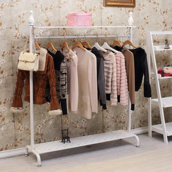 Baiying Metal Clothes Rack - Drying
