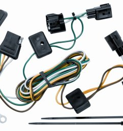 get quotations vehicle to trailer wiring harness connector 98 06 jeep wrangler unlimited tj [ 1500 x 1099 Pixel ]