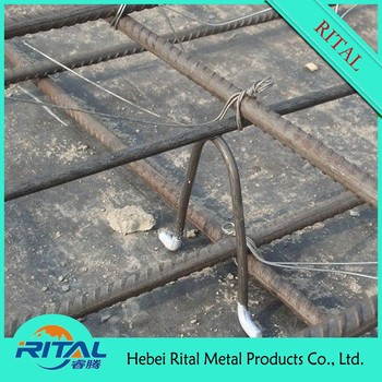 Rebar Chair SpacerSpacers For Reinforced Concrete
