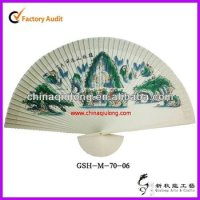 Chinese Asian Wall Decor Fan - Buy Wall Decor Fan,Chinese ...