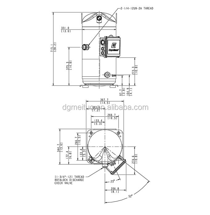 Copeland Ac Compressor Price List 25hp Copeland Scroll