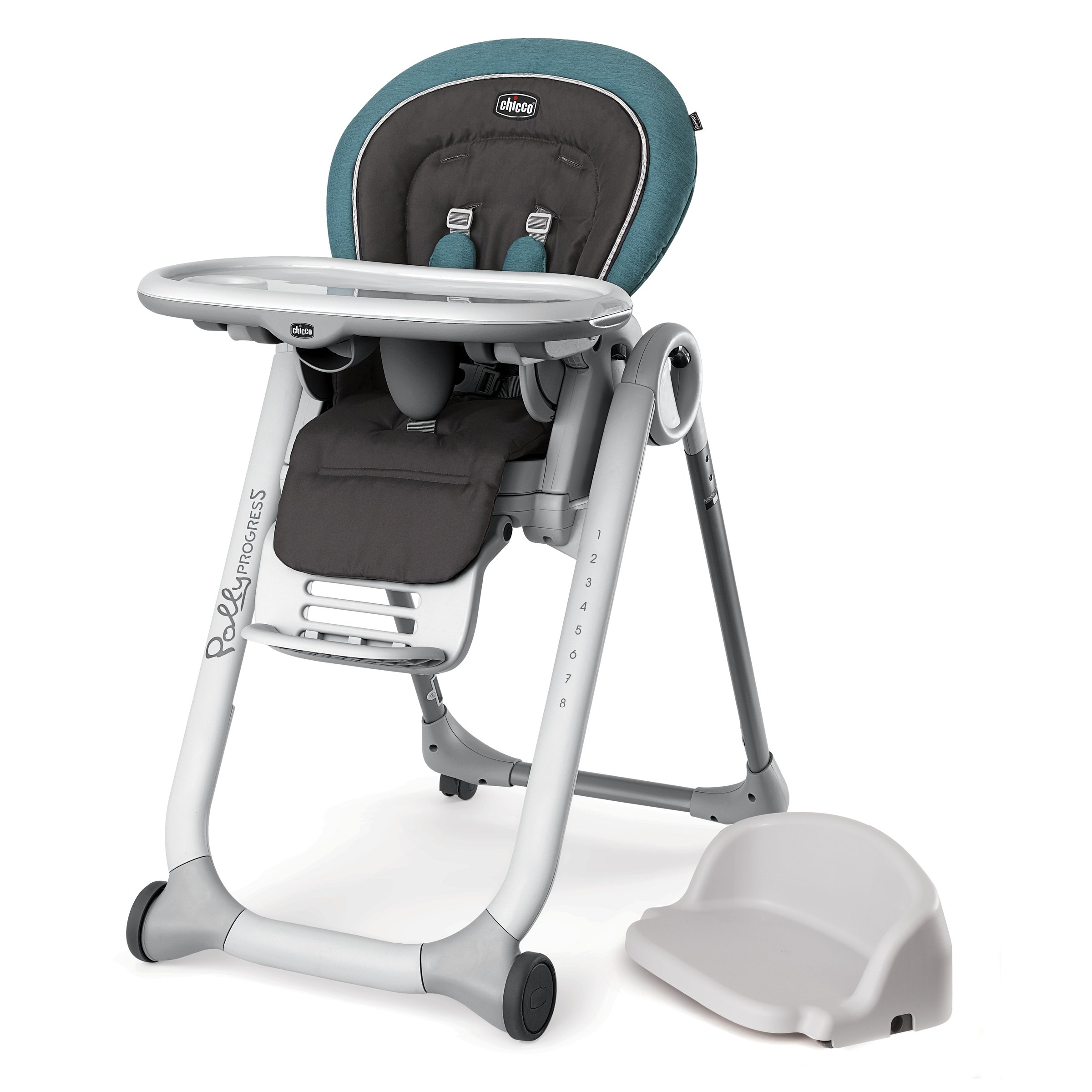 Chicco Polly High Chair Zest Chicco Polly Highchair Rainfall Tyres2c