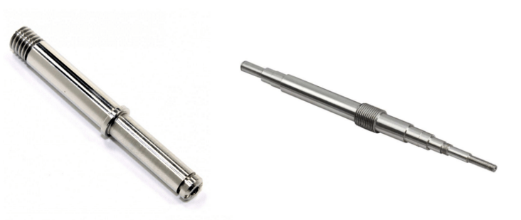 High Precision Cnc Turning Parts Stainless Steel Shaft
