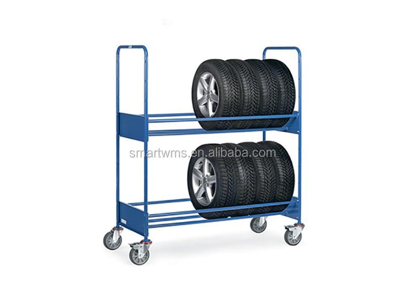 List Manufacturers of Metal Tyre Display Rack, Buy Metal