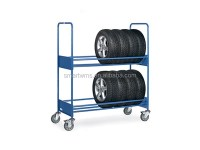 List Manufacturers of Metal Tyre Display Rack, Buy Metal