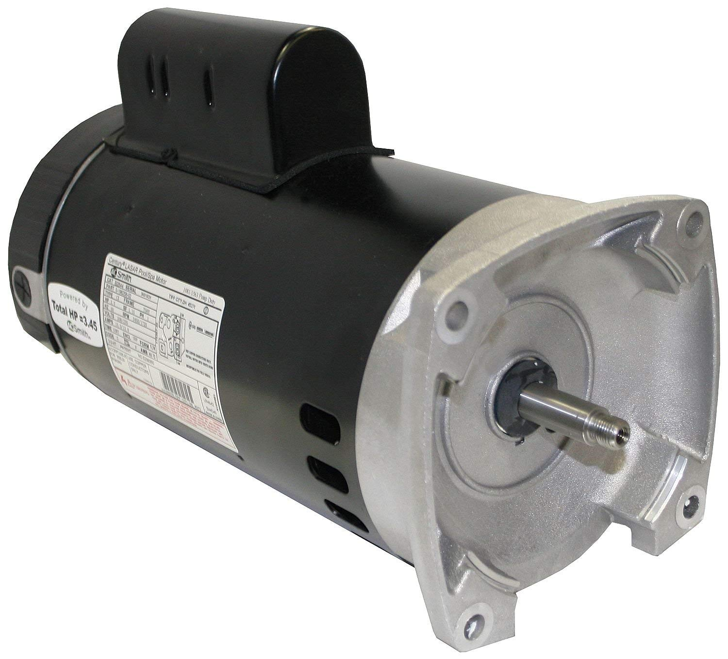 hight resolution of get quotations a o smith b2840 2 5hp 230v pool pump motor 56y frame square flange