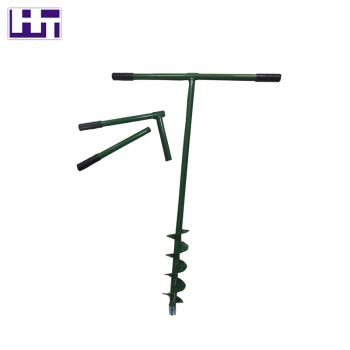 Post Hole Fence Manual Hand Drill Digger Earth Auger 100