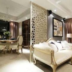 Living Room Cheap Led Light Glass Partition Design Walls Buy