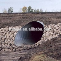 Driveway And Culvert Pipe,Corrugated Steel Pipe,Multi ...