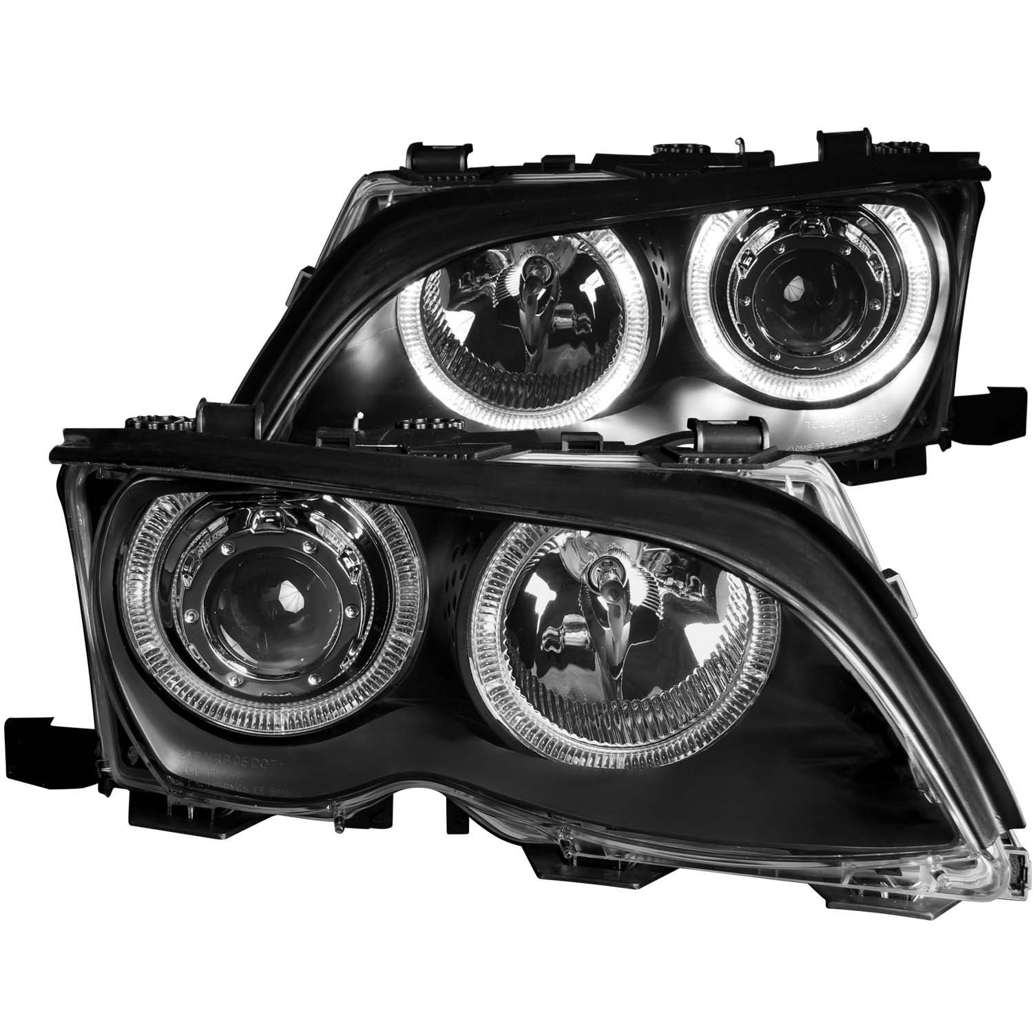hight resolution of get quotations front headlight bmw 325i bmw 325xi bmw 330i bmw 330xi 3 series e46