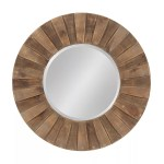 Large Round Wooden Sunburst Hanging Wall Mirror Buy Wooden Mirror Handmade Decorated Mirrors Decorative Mirror Edging Product On Alibaba Com