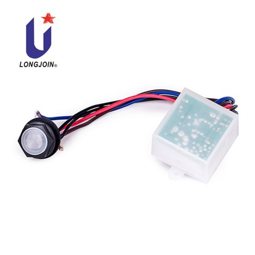 small resolution of direct wire in photoelectric switch auto on off light switch with pcb with photodiode sensor