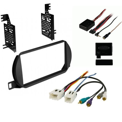 small resolution of buy nissan altima 2002 2004 double din dash kit wire harness steering wheel control interface in cheap price on m alibaba com