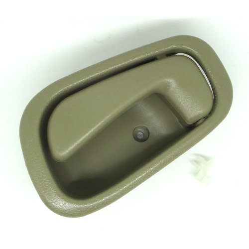 small resolution of get quotations conpus inside door handle for 1998 2003 toyota corolla chevrolet tan left side 1998 1999