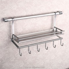 Kitchen Utensil Rack Outdoor Kit Wall Mounted Stainless Steel Holder Buy Plate Spice Product On