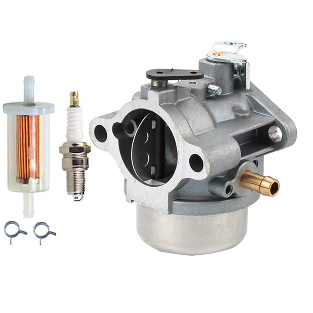hight resolution of get quotations panari am132119 carburetor fuel filter spark plug for john deere stx30 stx38 stx46 12 5hp