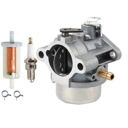 small resolution of get quotations panari am132119 carburetor fuel filter spark plug for john deere stx30 stx38 stx46 12 5hp