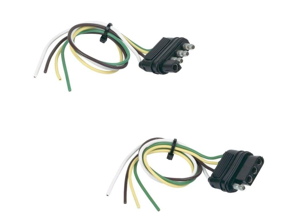 medium resolution of get quotations hopkins 48175 basic wiring solution 4 wire flat vehicle trailer side