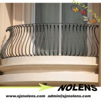 China Suppliers New Products Luxury Iron Morden Balcony