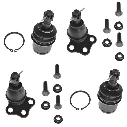 small resolution of get quotations front upper lower ball joint set kit for dodge dakota durango pickup truck 4wd