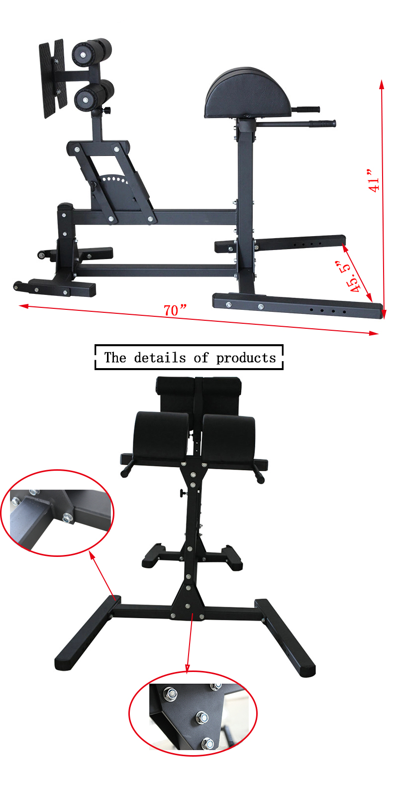 Roman Chair Commercial Gym Fitness Adjustable Roman Chair Buy Gym Roman Chair Adjustable Roman Chair Commercial Roman Chair Product On Alibaba