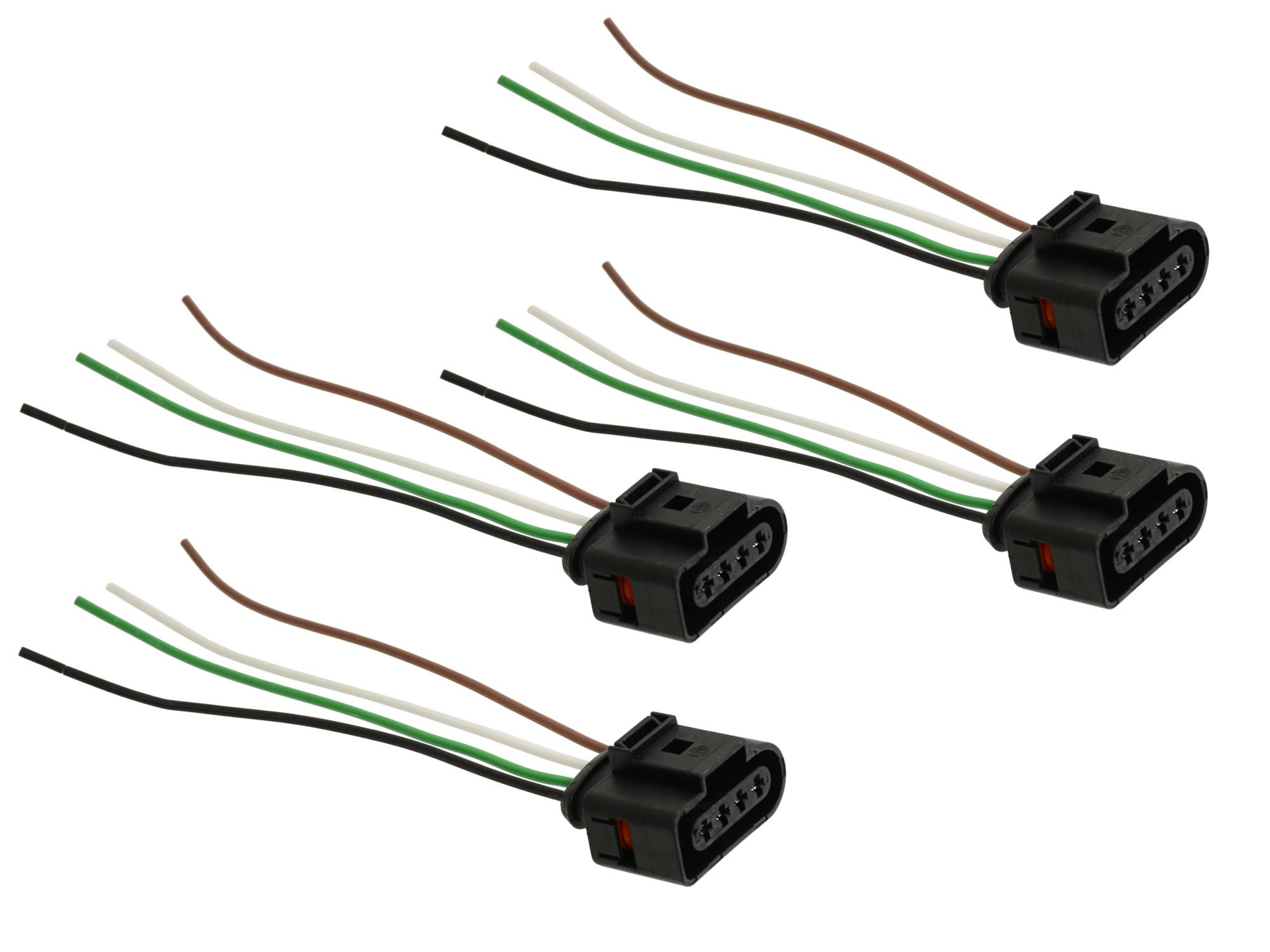 hight resolution of get quotations audi vw ignition coil connector repair kit harness plug wiring jetta passat