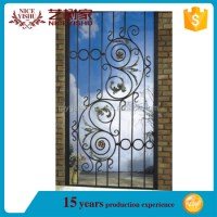 Wrought Iron Door Grill Designs House Gate Designs Wrought