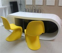 Unique 2 Person Reception Desk,School Reception Desk - Buy ...