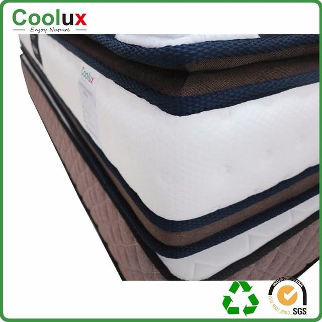 Temperature Independent Compress Vacuum Seal Mattress Compression Bag