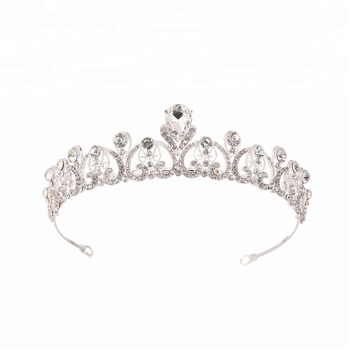 Hot Sale Bridal Hair Accessories Uk Wedding Tiaras Queen