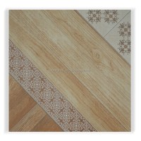 400x400mm Wood Flooring Ceramic Tile Made In China Outdoor ...